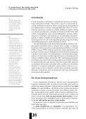 """O """"estado da arte"""" dos estudos sobre mídia e ... - Faculdade Social - Page 3"""