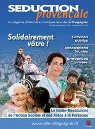 Action sociale et Aides à la Personne - Draguignan