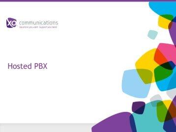 Hosted PBX - XO Communications
