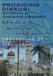 Prosiding Diskusi Syariah & Undang-Undang.pdf - USIM