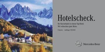 Hier Hotelscheck PDF downloaden - Lohrer Bettenhaus