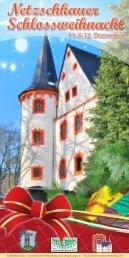 klicken für das Programm des Weihnachtsmarktes - Schloss ...