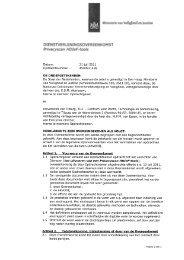 Dienstverleningsovereenkomst - Nationaal Coördinator ...