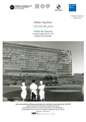 L'Écume des jours - Hôpital Nord - 4 juillet 2013