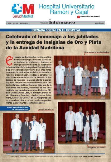 Nº 164 - Enero 2012 - Comunidad de Madrid