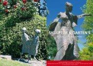 Skulptur & Garten 5 6. Juni - Galerie Heidefeld & Partner