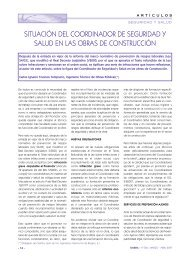 Cimbra nº 383 - Colegio de Ingenieros Técnicos de Obras Públicas