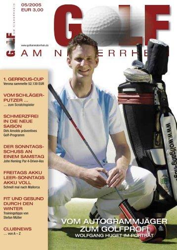 GaN 05 2005 - Golf am Niederrhein