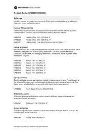 Print - Motorola Solutions