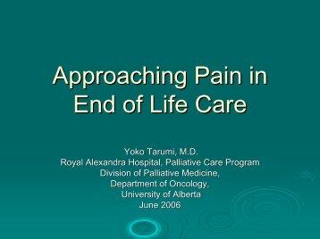 Workshop 115 - Tarumi - The Canadian Pain Society