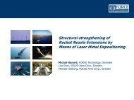 Laser Metal Deposition - FMV