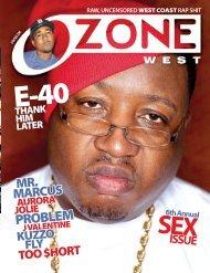 PROBLEM - Ozone Magazine