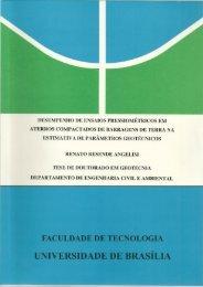Arquivo para Download - Geotecnia - Universidade de Brasília