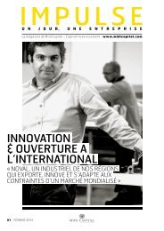 INNOVATION & OUVERTURE A L'INTERNATIONAL - Midi Capital