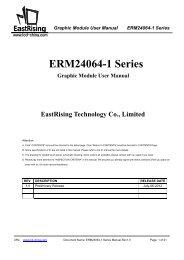 ERM24064-1 Series Manual - Display Future