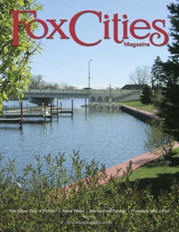 Stories from Estates | Provisions with a Past - Fox Cities Magazine