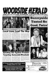 October 21, 2011 - Woodside Herald