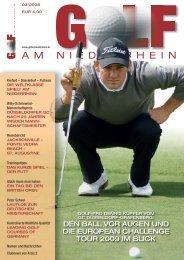 Peter Scheel - Golf am Niederrhein