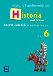 """Historia i spoÃ…Â'eczeÃ…Â""""stwo - Sklep Internetowy WSiP"""