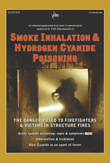 smoke inhalation & hydrogen cyanide poisoning - Livonia ...