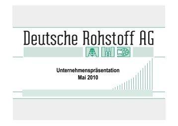 Unternehmen - GOLDINVEST.de