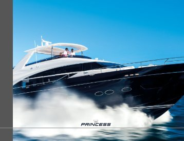 Princess Yachts 2014-15 - Spanish