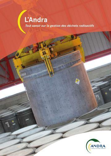 Télécharger la brochure (PDF - 1.2 Mo) - Andra