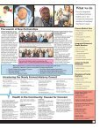 2010 Spring Newsletter - Ravenswood Family Health Center - Page 3
