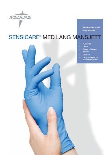 SENSICARE® MED LANG MANSJETT - Medline