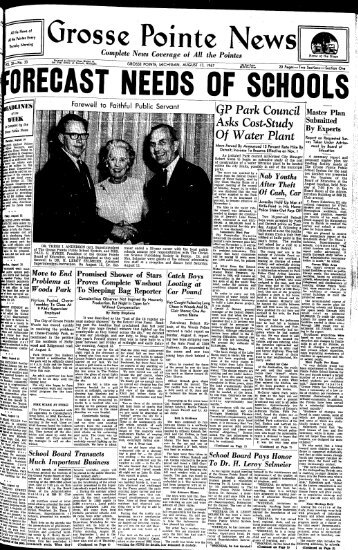 IGP Park Council - Local History Archives