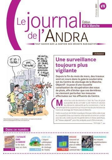 Printemps 2011 (PDF - 3.8 Mo) - Andra
