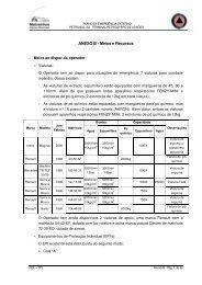 ANEXO B - Meios e Recursos - Câmara Municipal de Matosinhos