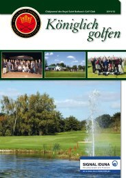 PDF-Dokument ( zum Herunterladen ) - Golfclub Dortmund