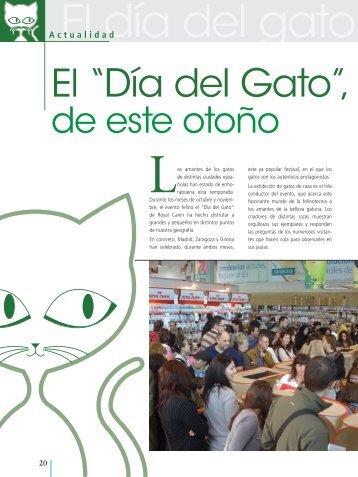 """El """"Día del Gato"""", la fiesta feli - Royal Canin"""