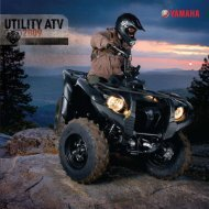 Ultramatic transmission - Yamaha