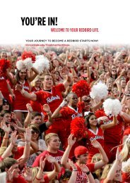 acceptance packet - Admissions - Illinois State University