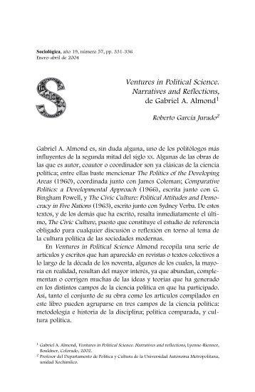 12. Roberto Garcia Jurado - Revista Sociológica
