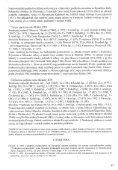 Příspěvek k faunistice brouků podčeledi Cholevinae Z Moravy a ... - Page 3