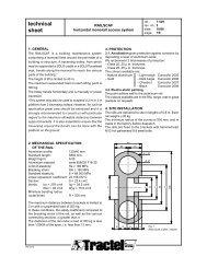 Railscaf Horizontal System