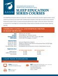 This course is a MUST-ATTEND for sleep medicine physicians - Page 2
