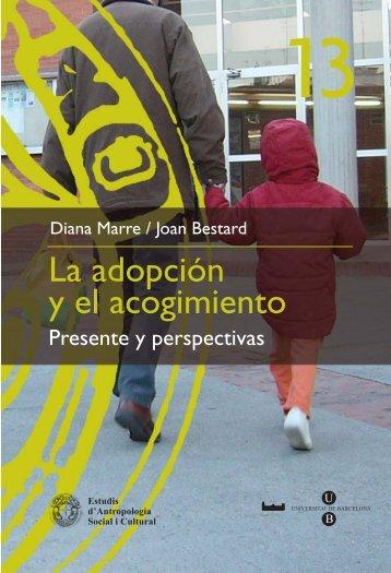 La adopción y el acogimiento - Les Publicacions de la Universitat de ...