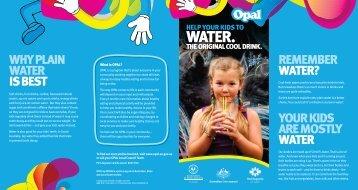 WATER. - Port Augusta - SA.Gov.au