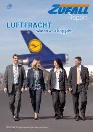 ZUFALL Report Nr. 65, May 2011 - Friedrich Zufall GmbH & Co. KG