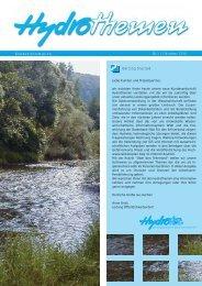 Hydrothemen 01 / Oktober 2001 - Hydrotec
