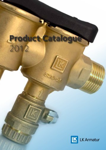 Product Catalogue 2012 - LK Systems AB