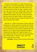 Passport for human rights - amnesty.be - Page 4