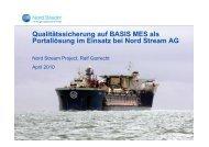 Presentation NordStreamAG HannoverMesse 2010 (PDF)