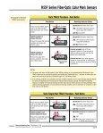 Push Button R55F Series Fiber-Optic Color Mark Sensors - Multiprox - Page 5