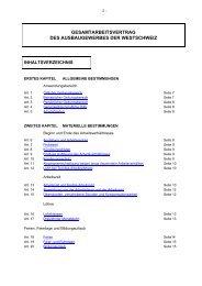 Ausbaugewerbe W-CH GAV 2000-2003 dt