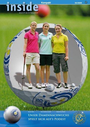 Clubmeisterschaft 2008 - Golf Club Nahetal